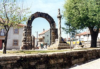 Oliveira do Hospital - The Roman ruins in the civil parish of Bobadela