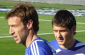 Rubén Pulido and Javier Paredes 2009.jpg