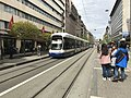 Rue de Lausanne (Genève) - tram.JPG