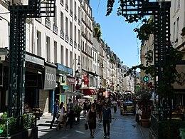 Rue Des Petits Carreaux Wikipédia