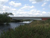 Rugeley Bypass bridge over the River Trent - geograph.org.uk - 1436750.jpg