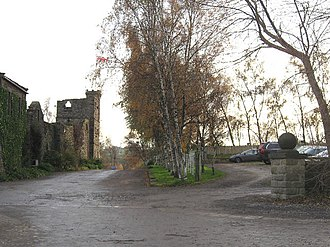 Akebar - Image: Ruins at Akebar