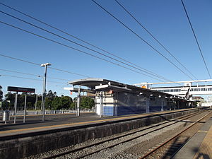 Runcorn, Queensland - Runcorn Railway Station