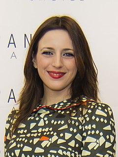 Ruth Núñez Spanish actress