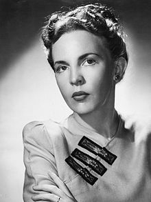 Ruth Park, pre 1947, by unknown photographer.jpg