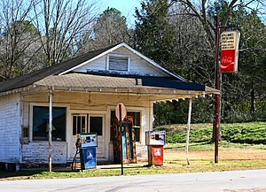 Abbeville, Mississippi - General store in Abbeville