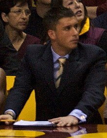 Ryan Saunders in 2009.jpg