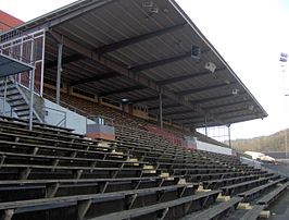 Ryavallen, main stand, january 2008.JPG