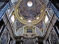 S.m. maddalena de' pazzi, int. cappella maggiore, cupola di pier dandini.JPG