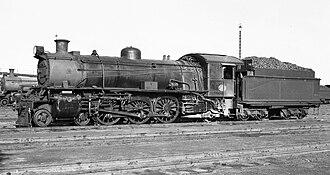 1910 in South Africa - CSAR Class 10-1