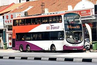 SBS Transit Public transport operator in Singapore