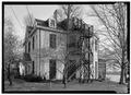 SIDE ELEVATION - Lenox-Keene House, 710 Radcliffe Street, Bristol, Bucks County, PA HABS PA,9-BRIST,1-2.tif