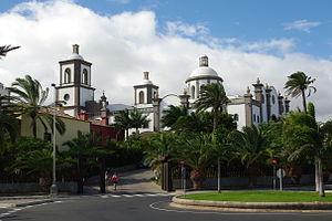 Hotel Maspalomas Campo De Golf