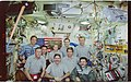 STS081-369-007 - STS-081 - Joint in-flight portrait of the STS-81 and Mir 22 crew on Mir - DPLA - 9f0c69c3cbf406039a7586524a92d6bb.jpg