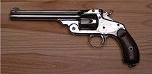 Smith & Wesson Model 3 - Wikipedia