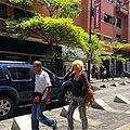 Sabana Grande Caracas. Bulevar de Sabana Grande. Calle Unión de Sabana Grande. Gente de Caracas. Foto de Vicente Quintero 16.jpg