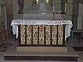 Saint-Front-de-Pradoux église autel choeur.JPG