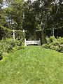 Saint-Gaudens National Historic Site - bench in the garden.jpg
