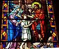 Saint-Germain-sur-Meuse Eglise Vitrail Saint-Gorgon.jpg