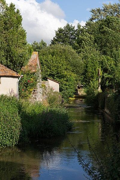 L'Erve à Saint-Jean-sur-Erve.