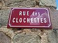 Saint-Just-d'Avray - Rue des Clochettes - Plaque (mai 2019).jpg
