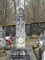 Saint-Médard-d'Excideuil Gandumas cimetière stèle.JPG