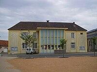 Saint-Sylvestre-Pragoulin - Mairie 20100721.JPG