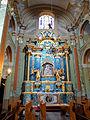 Saint Anne church in Lubartów - Interior - 10.jpg