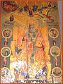 Saint Athanasius Icon in Saint Athanasius Church in Zagorichani Vasiliada, 1887.jpg
