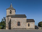 Saint Julitta Church of Onet-l'Eglise 01.jpg