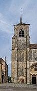 Saint Lazarus collegiate in Avallon 01.jpg