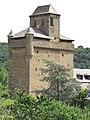 Sainte-Radegonde - Église fortifiée d'Inières -01.JPG