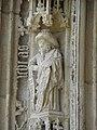 Saintes (17) Cathédrale Saint-Pierre Portail occidental 08.jpg