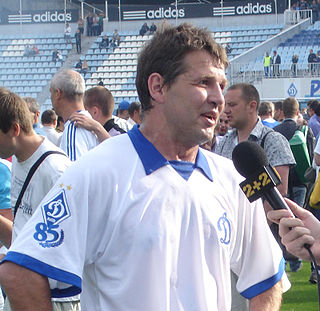 Oleg Salenko Russian footballer