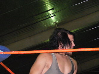 Sami Callihan - Sami Callihan during a 2CW show in September 2011