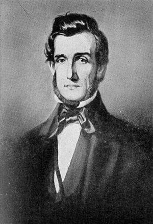 Samuel Hinks - Samuel Hinks, Mayor of Baltimore 1854-56