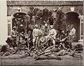 Samuel Bourne - Hunters and Trophies, India - Google Art Project.jpg