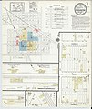 Sanborn Fire Insurance Map from Carrington, Foster County, North Dakota. LOC sanborn06527 007-1.jpg