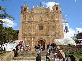 Iglesia de Santo Domingo (San Cristóbal de las Casas)