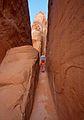 Sand Dune Arch entrance.jpg