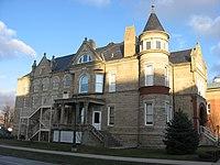 Sandusky County Jail and Sheriff's House, western side.jpg