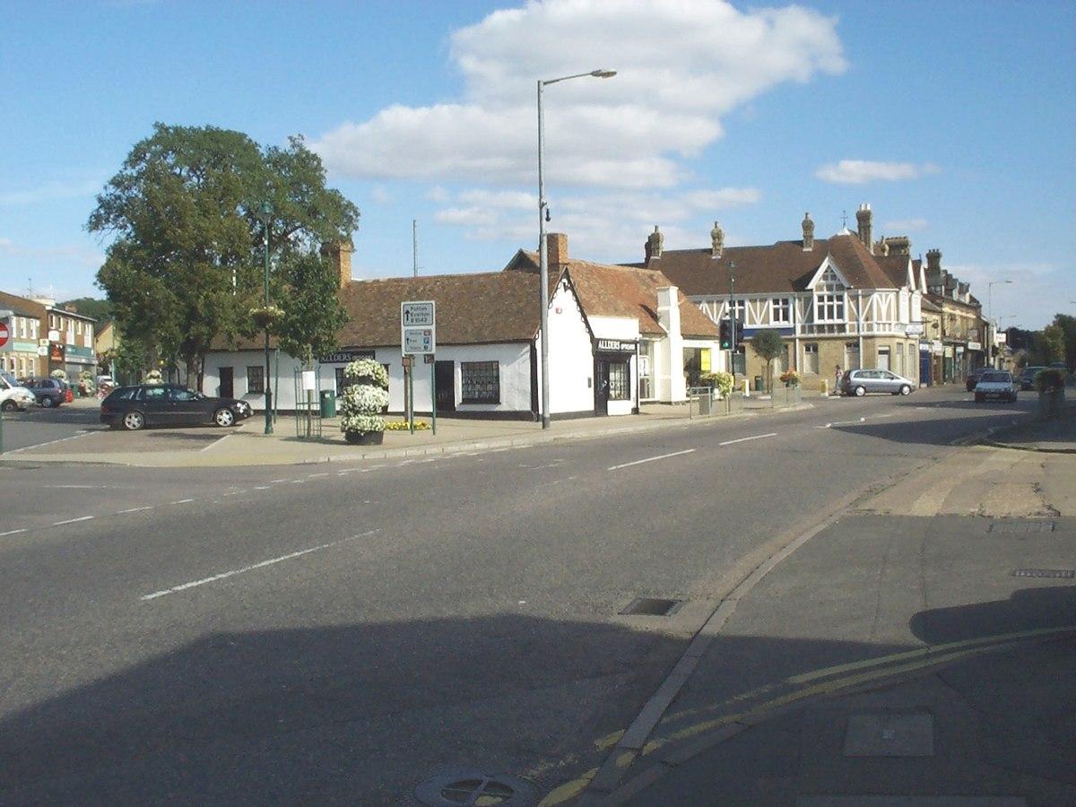 Sandy (Bedfordshire) - Wikipedia, wolna encyklopedia