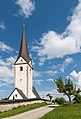Sankt Margareten im Rosental Pfarrkirche hl Margaretha SW-Ansicht 09052018 3176.jpg