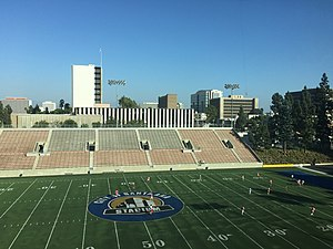 Santa Ana Stadium - Image: Santa Ana Stadium