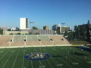 Santa Ana Stadium Stadium in California