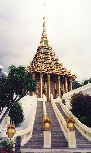 Saraburi Province - Wat Phra Buddha Baat