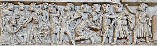 Sarcophagus nuts Chiaramonti Inv1304