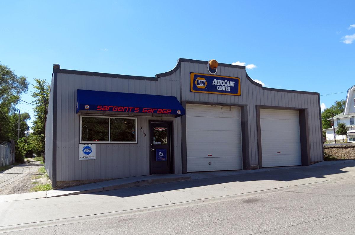 Sargent S Garage Wikipedia