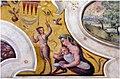 Satiressa con prole e uccelli (Stellaert Marten e Congnet Gillis, 1567, Palazzo Giocosi, Terni).jpg