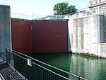 Sault Canal downstream lock 5.JPG